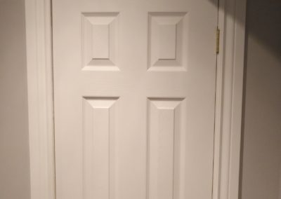 Tricky Door Casings