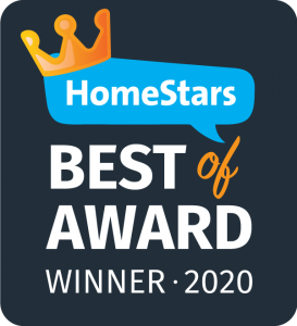 Homestars, Best of Award, Oaklee, contracting